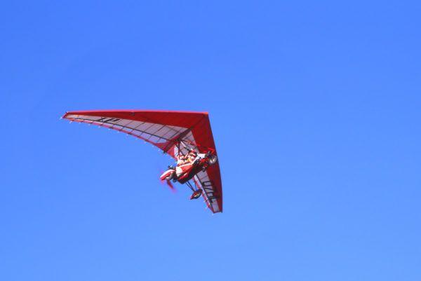 Ultra-light motorized planes